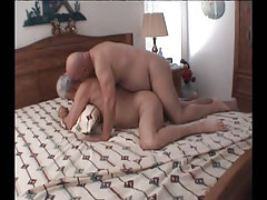 Old fat gay drills boyfriend behind